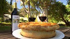 Venison Pie - LifeStyle FOOD
