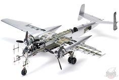 SWS No.06 1/32scale Heinkel He 219 A-0 Uhu