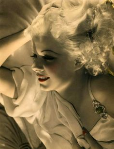 1000 Images About Jean Harlow On Pinterest Jean Harlow Los Angeles And George Hurrell