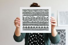 Hang This: A Cluster of Art Prints