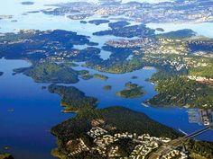 Helsinki archipelago, Finland.