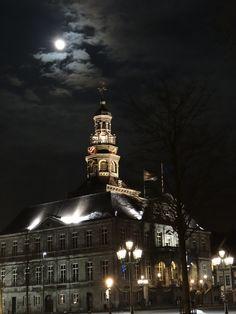 Stadhuis, Maastricht, Zuid-Limburg.