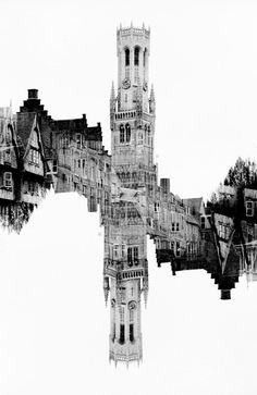 Bruges, by Robin Vandenabeele The moment I started photographing (film) I started experimenting. Wrong chemicals, unusual shuttertimes, multiple exposures, extremely high iso films, ..  Curiosity is my drive and the resulting images are my reward ..  I also like to see what the world looks like photographed. By me.