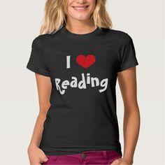 I Love Reading T Shirt, Hoodie Sweatshirt