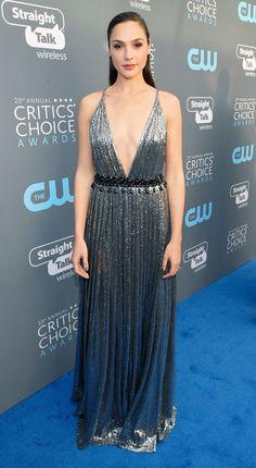 Critics' Choice Awards 2018 Dresses - Gal Gadot in Prada