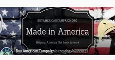 We are attempting to bring manufacturing jobs back to America. Help us make a difference on #generosity
