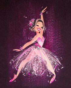 Your place to buy and sell all things handmade Ballet Drawings, Art Drawings, Ballet Illustration, Image Deco, Ballet Art, Mermaid Art, Disney Drawings, Character Design Inspiration, Traditional Art