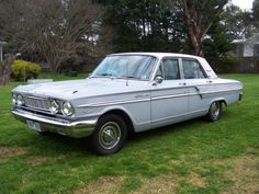 1964 Ford Fairlane for sale in Teesdale Vic 3328, Australia