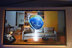 """Microsoft announces Windows Holographic with HoloLens headset """"We're not talking about putting you into virtual worlds. We're dreaming beyond virtual worlds."""""""