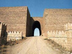 La ciudad de Nínive.