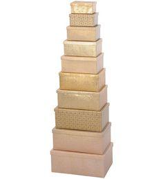 Alkaen 1,00 EUR | <ul><li>1 kpl / pakkaus</li><li>Materiaali: paperi</li><li>Väri: kulta</li><li>Valittavissa useita eri kokoja!</li></ul>