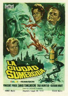 La ciudad sumergida (1965) P tt0059895