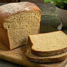 100% Whole Wheat Sandwich Bread: King Arthur Flour - someone in the comments used a mashed sweet potato. I may try that! I'd also sub the sugar with honey or maple syrup