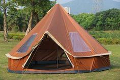 5+ Person Mongolia Yurt Tent
