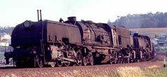 Diesel Locomotive, Steam Locomotive, Milwaukee Road, Electric Train, New York Central, Steam Engine, Travel Posters, Smoking, Centre