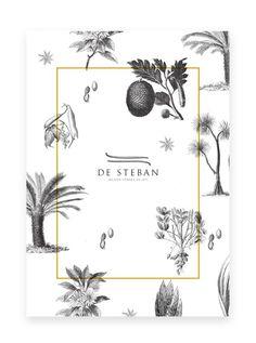 De Steban - Delicatessen (WIP) by Antoine Pilette, via Behance: