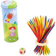 Drewniane mikado - gra dla dzieci #creative #games #kids #fun  http://www.mojebambino.pl/nowosci-i-promocje/10385-drewniane-mikado-gra.html