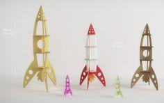 ROCKET étagère Rocket stand détagères par happydesignhappy
