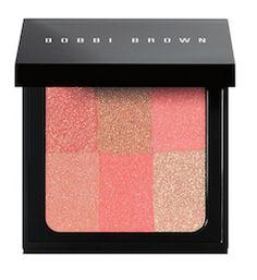Bright blush palette