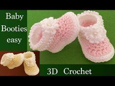 Zapatos a Crochet para bebes con flores y bordados tejido tallermanualperu - Смотреть видео бесплатно онлайн Crochet Baby Boots, Crochet Sandals, Crochet Bebe, Booties Crochet, Crochet Shoes, Baby Booties, Beaded Crochet, Baby Boy Quilt Patterns, Crochet Patterns