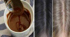 Nu mai risipi banii: Învață să-ți vopsești părul și să revigorezi nuanța naturală fără să folosești vopseluri cu chimicale! – Secretele.com Hair Makeup, Homemade, Mai, Hair Styles, Hand Made, Do It Yourself