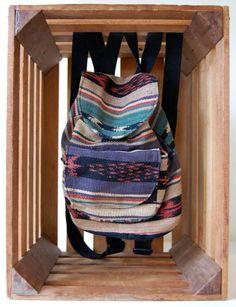Mini Tribal Back Pack