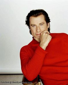 John Travolta- Hated you in Hairspray but i will always love you forever and ever
