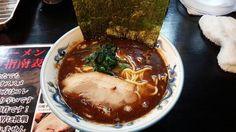 麺屋めんりゅう@魚介醤油らーめん740円
