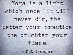 Shine your light!! ✨☀️ #yoga #yogalife #yogalifestyle #yogaquotes #shineyourlight #light #letyourlightshine #flame #brightenyourflame…