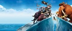 I have seen this movie. Its Ice Age 4. I like this movie alot. It was a mammuth father. He disapear from the mammuth mother and the mammuth she was a teenage girl. The teenage girl only thought about mammuth boys. The mammuth father get lost at the sea. The mammuth family was going on the ice. And the ice start to crack. Under the mammuth father the ice crack a little bit. So the ice some the mammuth father stood on. Get out to the sea.