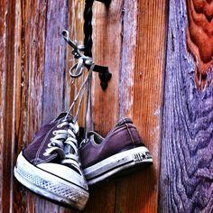 Love my converse! :  )