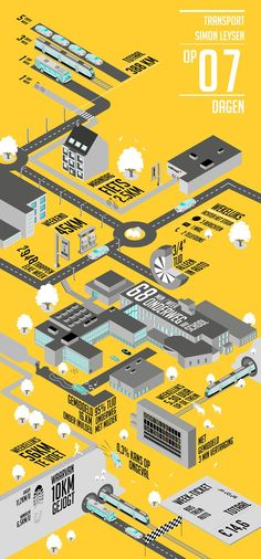 School assignment to make infographic about one week of our lives about a theme and style to choice. This infographic is about my transport in an average week. Timeline Infographic, Infographic Templates, Process Infographic, Infographics Design, Map Design, Graphic Design, Journey Mapping, Isometric Design, Information Design
