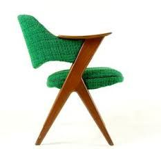 7 Best Chairs Images Teak Furniture Armchair Chair Ottoman - Lobster-and-shelly-lounge-chairs-by-oluf-lund-and-eva-paarmann