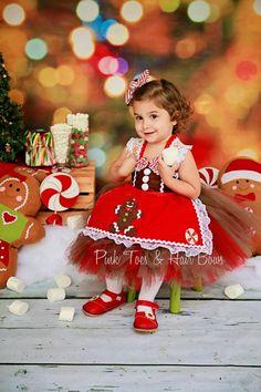 Gingerbread+Tutu+Dress+Christmas+tutu+dress+by+GlitterMeBaby,+$70.00