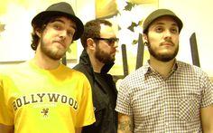 """A banda Nevilton  sobe ao palco do CCJ com o show """"De Verdade"""" - primeiro disco lançado em 2010. A apresentação acontece nesta quinta, 10, às 21h, com entrada Catraca Livre."""