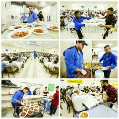 [ 25 Dhul Hajj 1437 ]  Daily Meals Served to the Visitors of Al-Askarian Holy Shrine.
