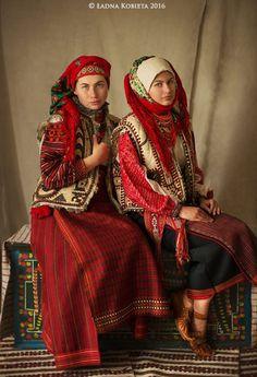 """""""Покутські портрети""""  www.ladna-kobieta.com.ua  Фотограф: Anna Senik (Ładna Kobieta)"""