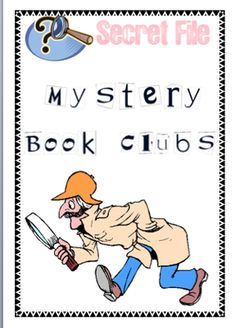 Mysteries Unit with Reader's Theatre Script - Book Clubs from TIPS4Teachers on TeachersNotebook.com (15 pages)