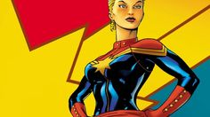 Marvel is finally giving one of its female superheroes a movie of her own. Captain Marvel will be the first of Marvel's female heroes to star in her own film, which is being announced today with a...