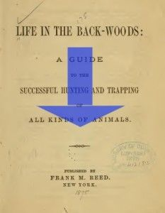1875 Life in the Backwoods