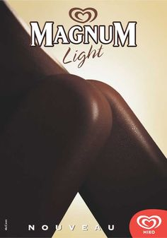 #Assvertising by Magnum