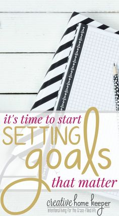 Are you working hard towards tasks that don't add value to your life? Tired of setting goals that you don't, or can't, accomplish? Want to live with more purpose, intention, and meaning? It's time to start setting goals that actually matter. Goals have the ability to change your life. However, in order to truly set and accomplish goals, you have to set the right ones! via /victoriaosborn/