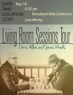 Living Room Sessions with Jonas Woods and Chris Alan