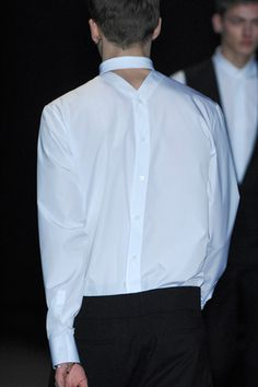 Dior Homme, for those who don't know whether they're coming or going.