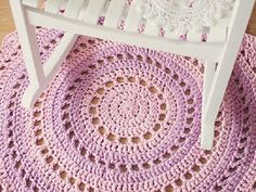Top 10 DIY Crochet Rugs - Top Inspired