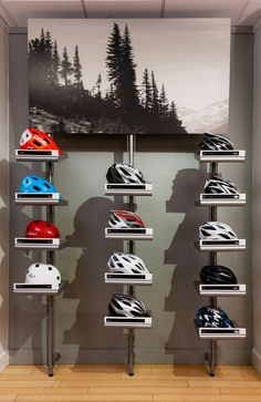 Bike Helmet Shop Trek Bicycle Store Boulder by