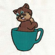 Hourly free embroidery design