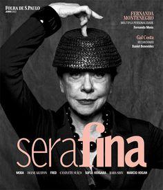 Fernanda Montenegro/Serafina
