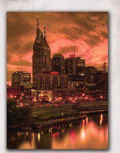 Pretty picture of Nashville, TN