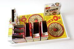 DIY Cardboard Box Drawer Organizers (1 of 2: before) #repurpose #reuse